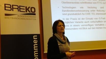 Andrea Weißenfels von Ewe.tel