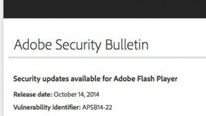 Adobes Flashplayer wird bei Angreifern beliebter.