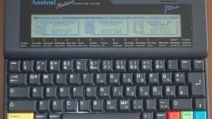 FuzixOS wurde von Alan Cox auf dem Armstrad NC 100 getestet.