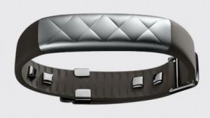 Herkömmliche Fitnessarmbänder sind für den medizinischen Einsatz nicht zuverlässig genug - im Bild das Jawbone UP3.