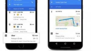 Google Maps erscheint in diesen Tagen im neuen Material Design.