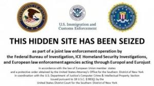 Das FBI nahm den Online-Marktplatz Silk Road 2.0 vom Netz.