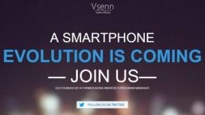 Das finnische Startup Vsenn plant ein eigenes Smartphone mit wechselbaren Komponenten.