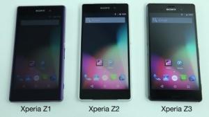 Sony hat Android 5.0 bereits auf dem Xperia Z1, Z2 und Z3 zum Laufen gebracht.