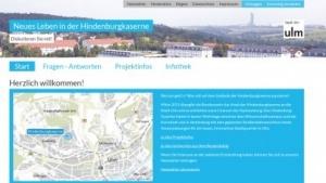 Die Opendoors-Instanz der Stadt Ulm