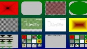 Eine Demo der noch rudimentären OpenGL-Funktionen in Libreoffice