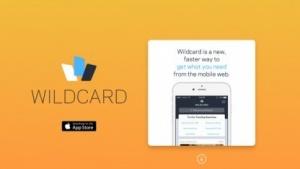Karten sollen das mobile Internet übersichtlicher machen.