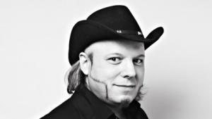 Der Musiker und Pirat Bruno Kramm