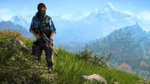 Artwork von Far Cry 4