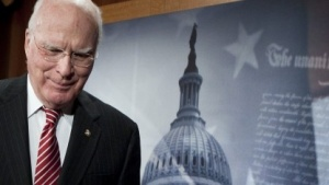 Patrick Leahys Reform des Patriot Act scheiterte im US-Senat.
