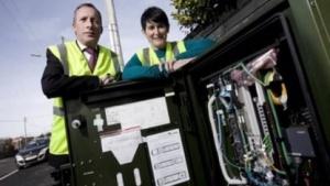 Huawei setzt Vectoring in Irland ein