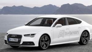 Audi A7 Sportback H-Tron Quattro ist bislang nur ein Demonstrationsfahrzeug