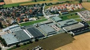 Das Metz-Werk in Zirndorf