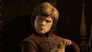 Tyrion Lannister im Adventure Game of Thrones