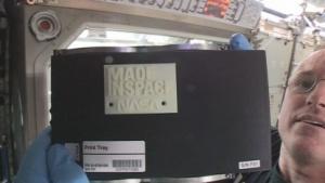 3D-Drucker auf der ISS: Werkstatt jenseits der Erde