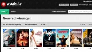 Derzeit aktuelle Filme beim deutschen Wuaki.tv