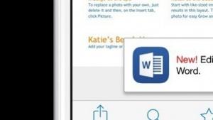 Dropbox-App öffnet Office-Dokumente
