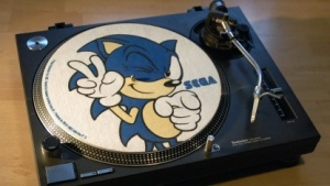 Sonic ist sicher: Vinyl gewinnt weiter.