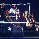 Volumendisplay: Forscher lassen 3D-Bilder im Raum schweben
