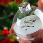 Aura: Schnurlos leuchtende Weihnachtskugeln mit WLAN