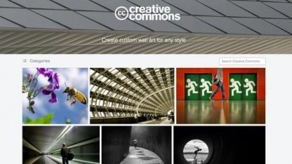 Der Wall Art Service von Flickr