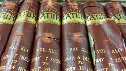 Fachzeitschrift Nature: lesen mit spezieller Software
