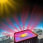 Statt Klimaanlage: Spiegel sollen Gebäude kühlen