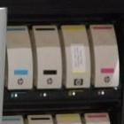 HP Pagewide-Drucktechnik: DIN-A0-Tintenstrahler mit unbeweglichem Kopf ab Juli