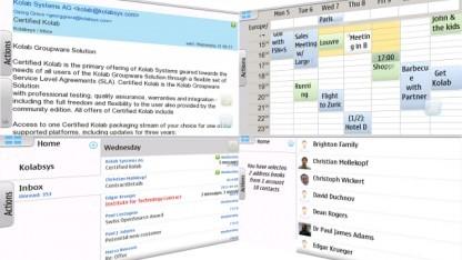 KDEs Kontact-Suite und der Kolab-Client müssen auf Qt5 portiert werden.