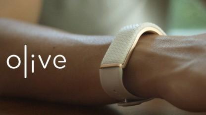 Versicherte Crowdfinanzierung für das Wearable Olive
