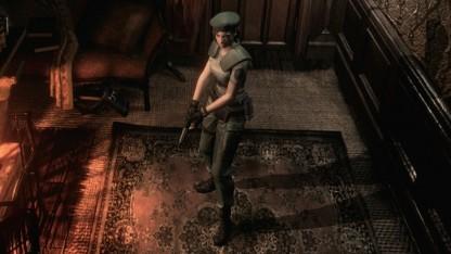 Jill Valentine in Resident Evil Remaster