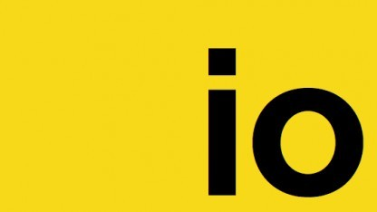 Ein vorläufiges Logo für Io.js