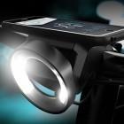 Cobi: Fahrradcomputer mit Licht und Smartphone-Anschluss