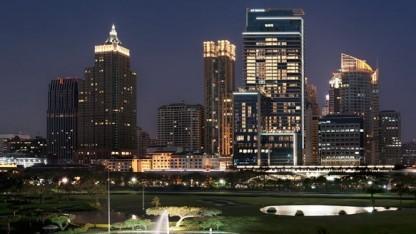 Aus einem Hotel in Bangkok sollen Hacker die von Sony gestohlenen Daten veröffentlicht worden sein.