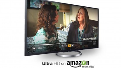 Amazon streamt in 4K.