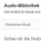 Copyright: Youtube zeigt vor Upload welche Musik erlaubt ist