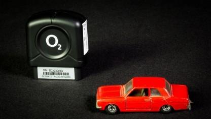 O2-Modul und Ford Cortina