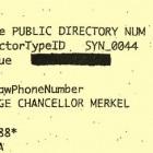 Keine Beweise: Generalbundesanwalt stellt Ermittlungen zu Merkel-Handy ein