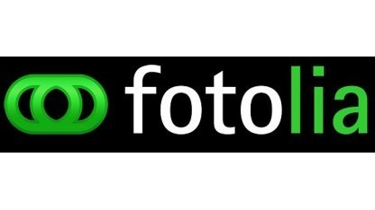 Logo von Fotolia