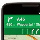 Smartphone-App: Google Maps bekommt Fahrspurassistent