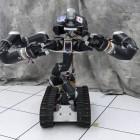 Nasa: Roboter Surrogate rollt ins Gefahrengebiet