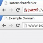 Websicherheit: Chrome will vor HTTP-Verbindungen warnen