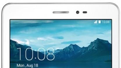 T1 mit einem 8-Zoll-Touchscreen