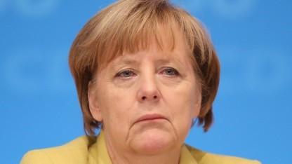Angela Merkel soll nach Ansicht der NSA kein privates Mobiltelefon haben.