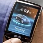Parkhaus: Smartwatch parkt BMW ein