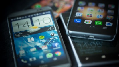Der weltweite Absatz von Smartphones könnte im Jahr 2015 weniger gut sein als erwartet.