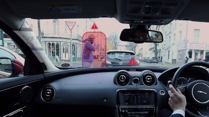 360 Grad Urban Windshield