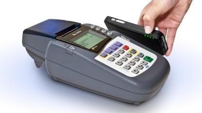 Samsung soll mit Loop Pay an einem drahtlosen Smartphone-Bezahlsystem arbeiten.