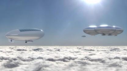 Luftschiffe und schwebende Städte in der Venus-Atmosphäre: 92 Bar, 500 Grad