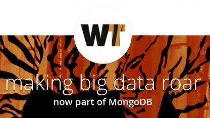 MongoDB übernimmt den Dateispeicher Wiredtiger.